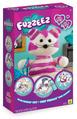 Fuzzeez™ Striped Cat