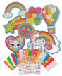 Sticky Mosaics® Rainbow Magic additional picture 1