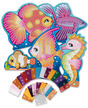 Sticky Mosaics® Fabulous Fish additional picture 2