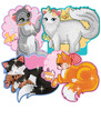 Sticky Mosaics® Kitties additional picture 2