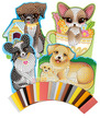 Sticky Mosaics® Playful Puppies additional picture 2