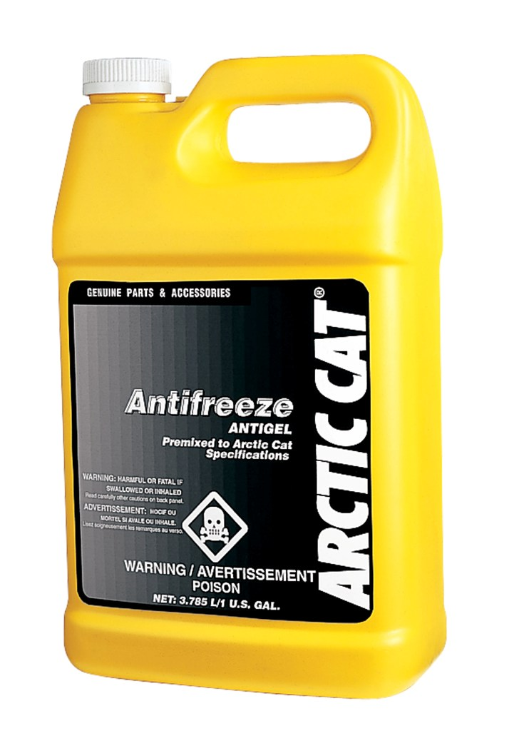 Arctic Cat Antifreeze