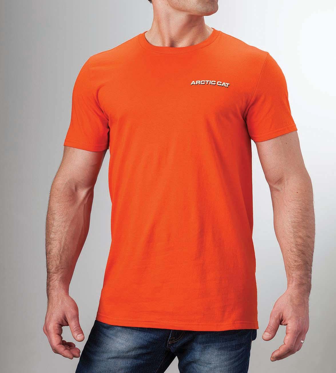Arctic Cat Inc Arctic Cat Motorsports T Shirt 2x Large