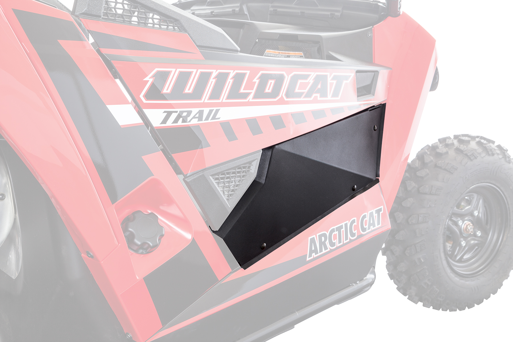Watch likewise Standard Plow Kit Atv furthermore Door Extensions moreover Arctic Cat Wildcat Trail Spare Tire Carrier additionally 318170 550 Efi Wiring. on arctic cat wildcat plow