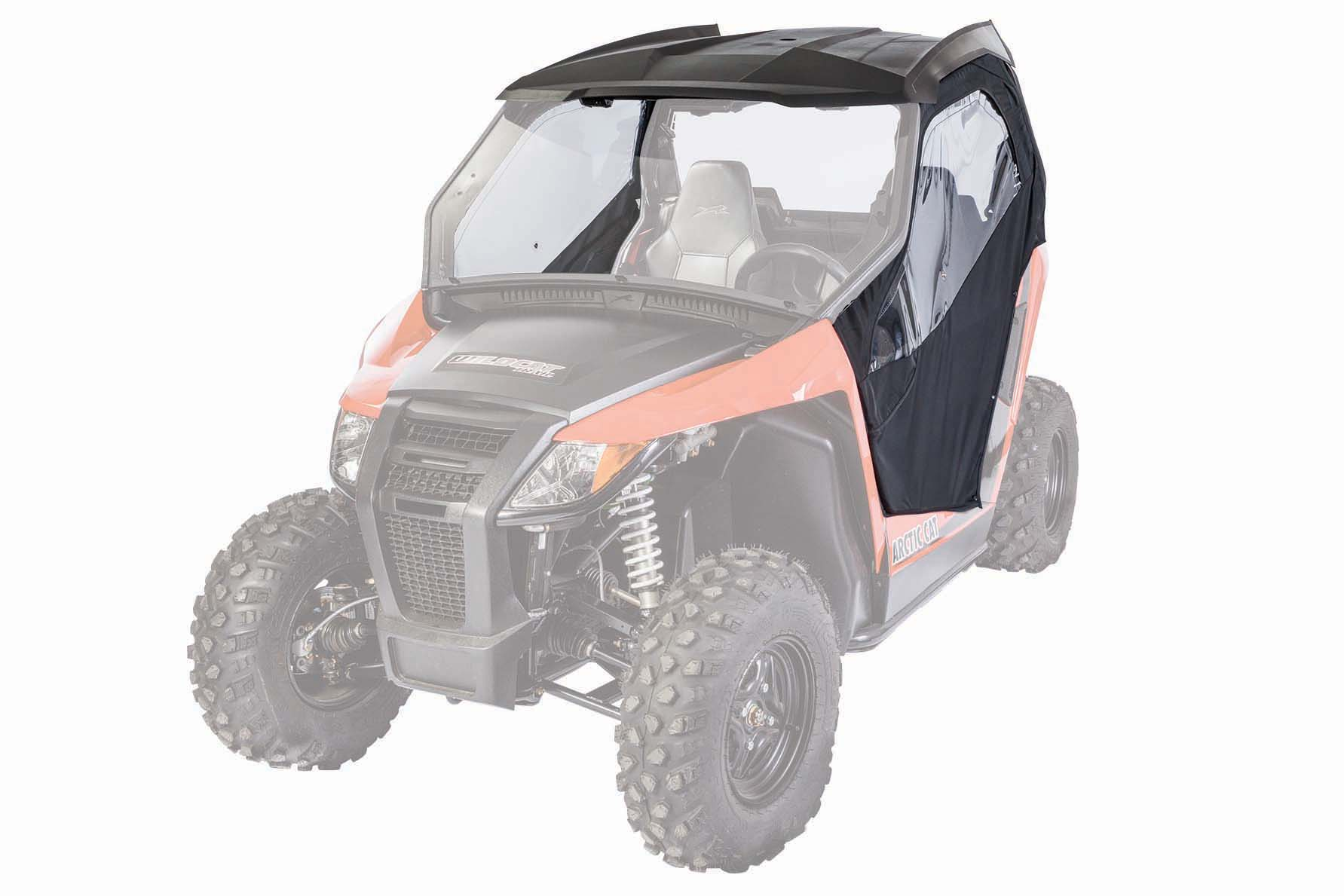 Enlarge  sc 1 st  Arctic Cat & Arctic Cat Inc. Soft Door Kit (Fits Soft or Hard Top) - Soft Cab Kits pezcame.com