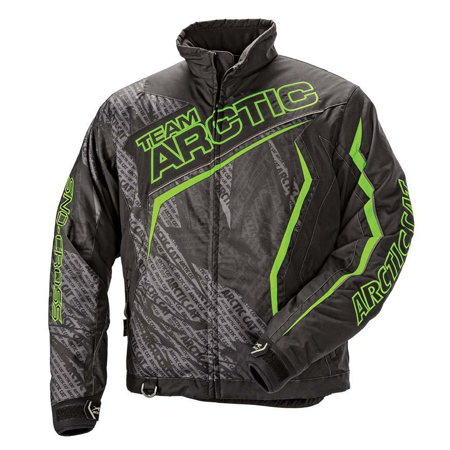 Arctic Cat Inc Precision Jacket Green Small
