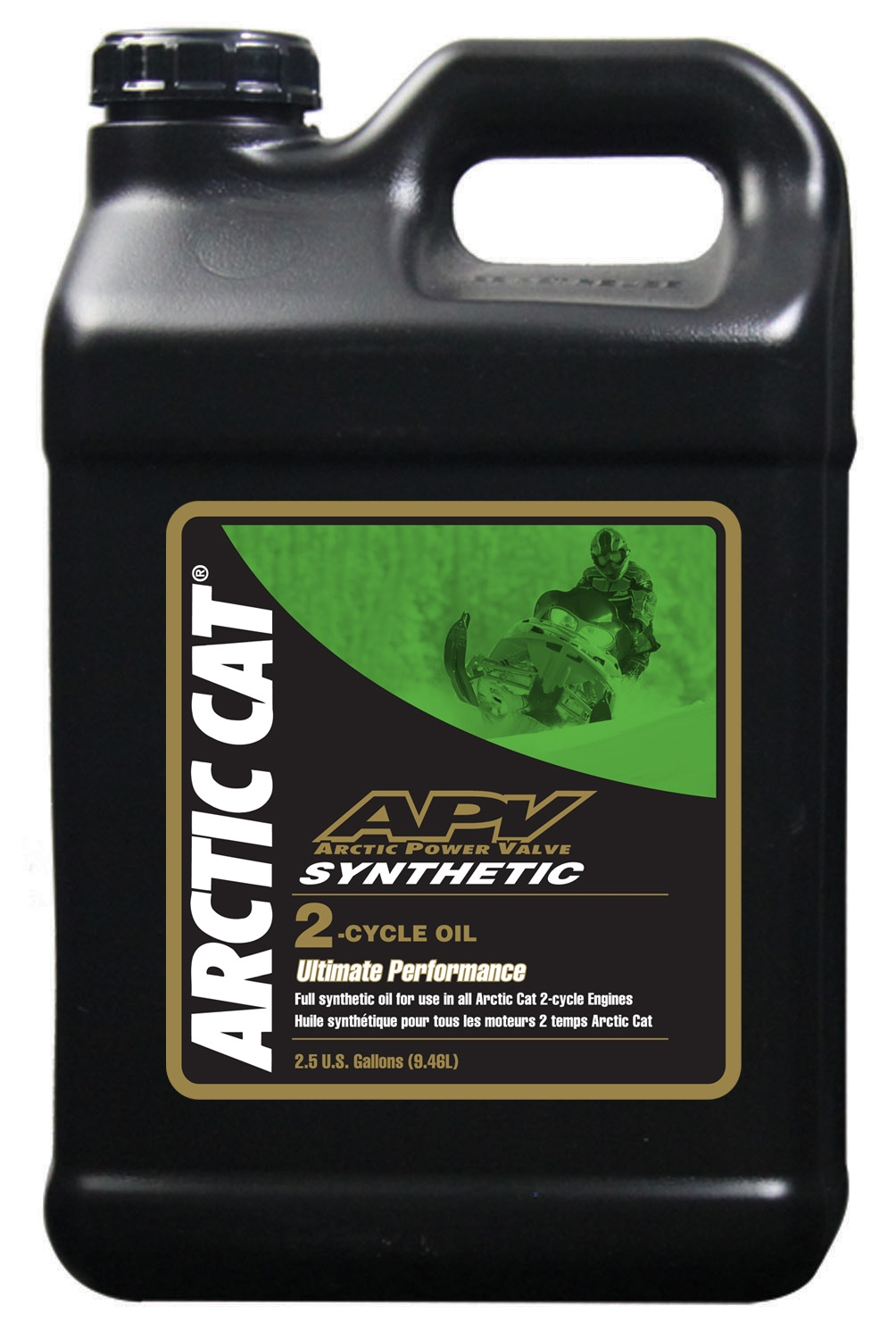 Arctic Cat Side By Side Oil