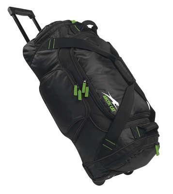 на полиуретановых колесах.  ARCTIC CAT ROLLER-LG сумка.