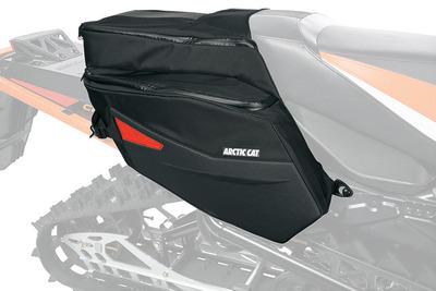 Arctic Cat Inc Tunnel Cargo Bag Saddlebags