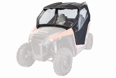 Arctic Cat Inc Hard Cab With Soft Doors Hard Cab Kits