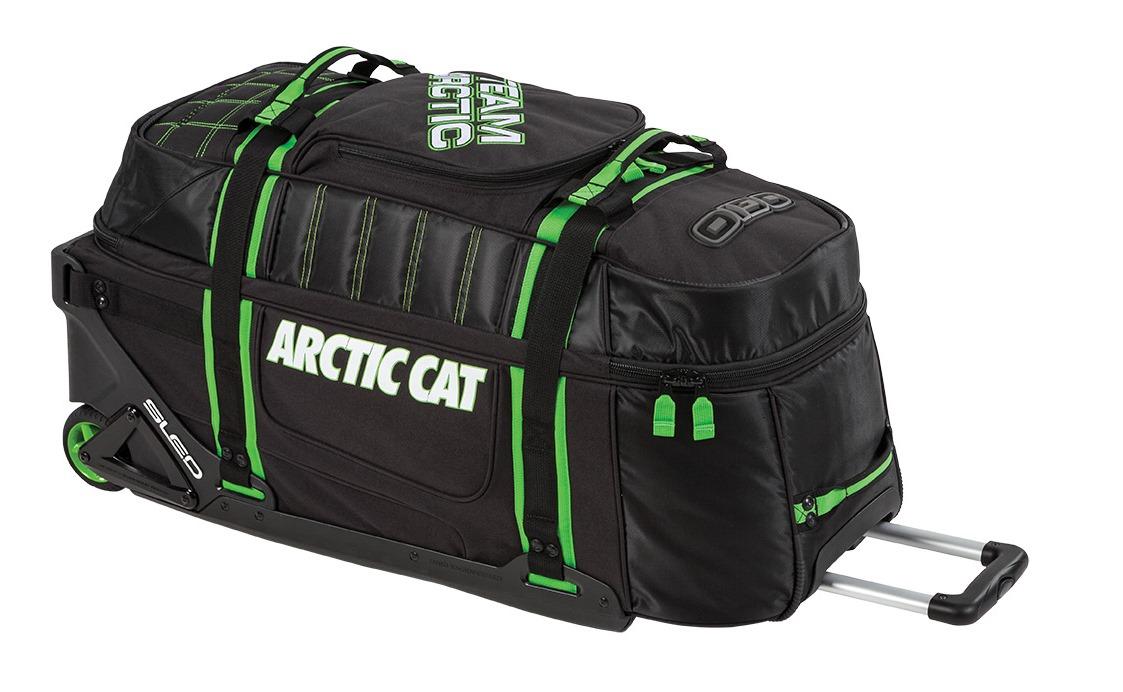 Arctic Cat Inc Team Arctic Roller Bag Gear Bags