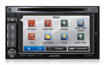 DVD/GPS Receiver picture
