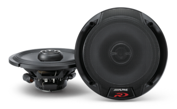 "6-1/2"" Coaxial 2-Way Speaker Set picture"