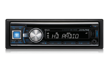 CD/HD Radio Receiver picture