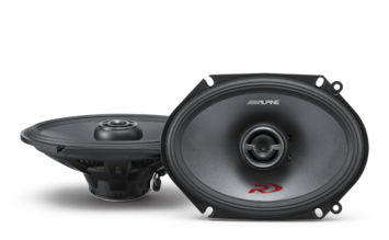 "6x8"" Coaxial 2-Way Speaker Set picture"