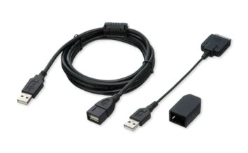 USB iPod®/iPhone® cable picture