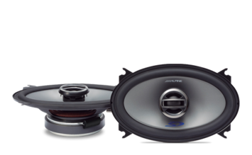 4x6&quot; Coaxial 2-Way Speaker Set picture