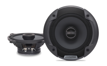 "5-1/4"" Coaxial 2-Way Speaker Set picture"