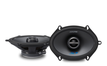 5x7&quot; Coaxial 2-Way Speaker Set picture