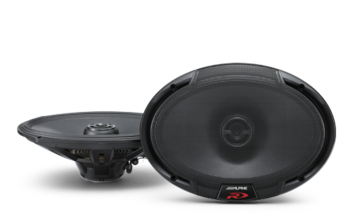 6x9&quot; Coaxial 2-Way Speaker Set picture