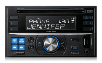 CD Receiver with Advanced Bluetooth&reg; Wireless Technology picture