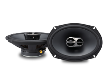 6x9&quot; Coaxial 3-Way Speaker Set picture