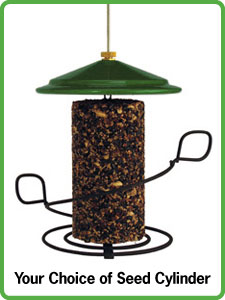 Seed Cylinder & Feeder Combo picture