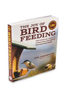 The Joy of Birdfeeding Book picture