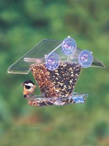 WBU Window Bird Feeder picture