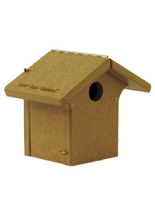 WBU EcoTough® House Wren/Chickadee Nesting Box picture