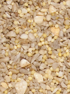No-Mess Blend Diced Peanuts Bird Seed - 5 lbs picture
