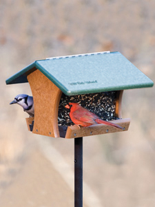 WBU EcoTough® Classic Bird Feeder picture