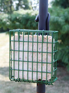 WBU EZ Fill® Suet Cage with APS EZ-Attach Bracket Combo picture