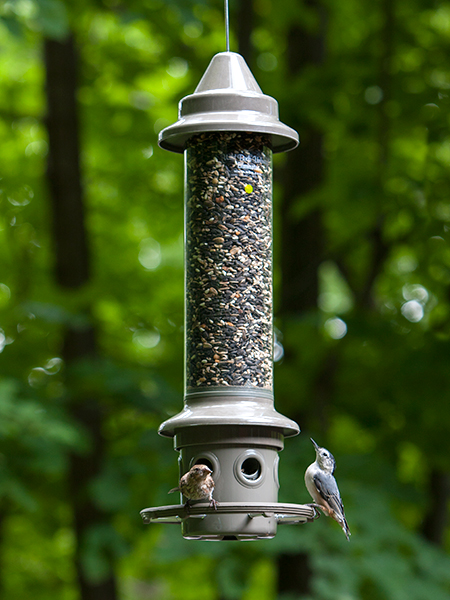 WBU Eliminator Squirrel Proof Bird Feeder picture