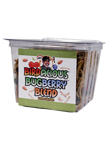 Jim's Birdacious® BugBerry™ Blend - 20.8 oz picture