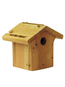 Carolina Wren Birdhouse Plans