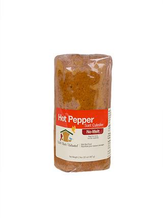 Hot Pepper No-Melt Suet Cylinder - 32 oz picture