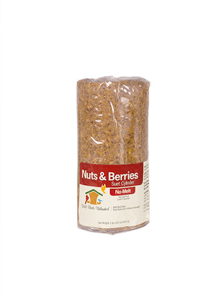 Nuts & Berries No-Melt Suet Cylinder - 32 oz picture