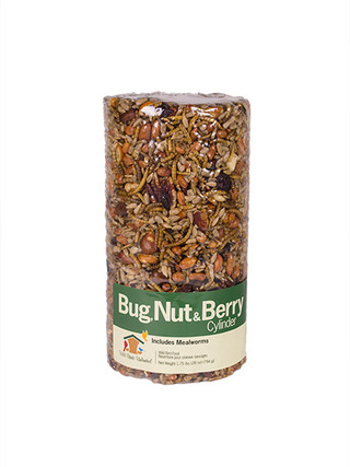 Bug, Nut & Berry Seed Cylinder picture