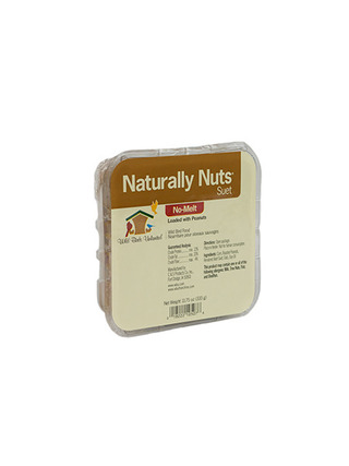 Naturally Nuts No-Melt Suet (Cake) - 11.75 oz picture