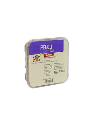 PB&J No-Melt Suet (Cake) - 11.75 oz picture