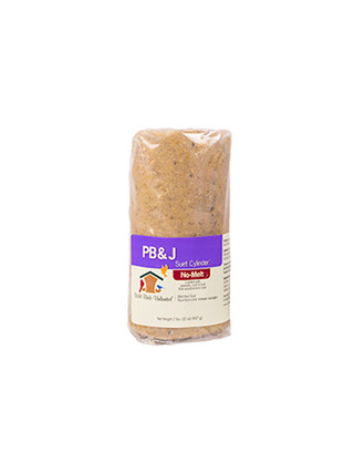 Peanut Butter 'n Jelly No-Melt Suet Cylinder - 32 oz picture