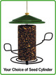 Seed Cylinder & Feeder Combo