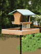 """WBU EcoTough® Catch-A-Seed Tray Bird Feeder 16"""" x 20"""" additional picture 2"""