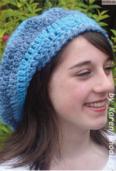 WMH48 - Winter Moon Hat
