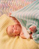 CH31e Easy Crochet Baby Blankets - PDF
