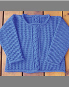 P050 - Rough 'N Ready Sweater