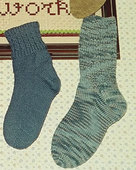 AC36 Hellen's Favorite Socks