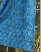 P062Tilting Ladders Shawl