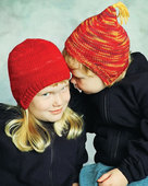 CH34   Ear Cozies - with choice of top styles